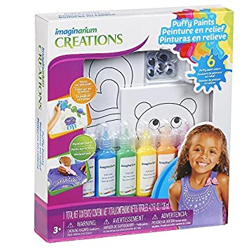 Imaginarium 3D Puffy Paint Activity Kit by Toys R Us: Amazon ...