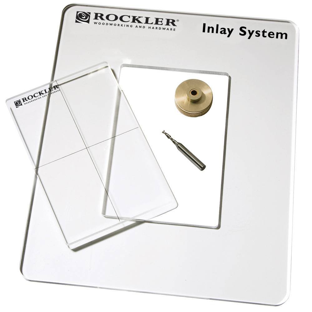 Rockler Inlay System