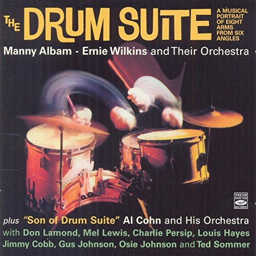 Son Portrait - The Drum Suite / Son of Drum Suite. A Musical Portrait of Eight Arms from Six Angles