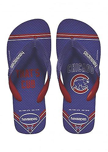 ba03d004adc5e6 Amazon.com  Havaianas Unisex Top MLB Chicago Cubs Sandal  Shoes
