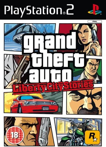 Grand Theft Auto: Liberty City Stories (PS2): Amazon.co.uk: PC & Video Games