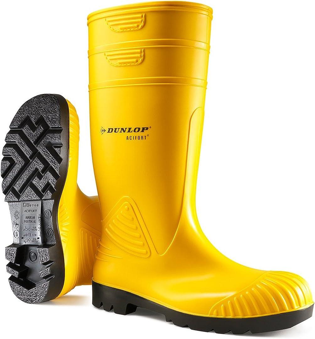 Dunlop  ENSCHEDE bottes en caoutchouc mixte adulte