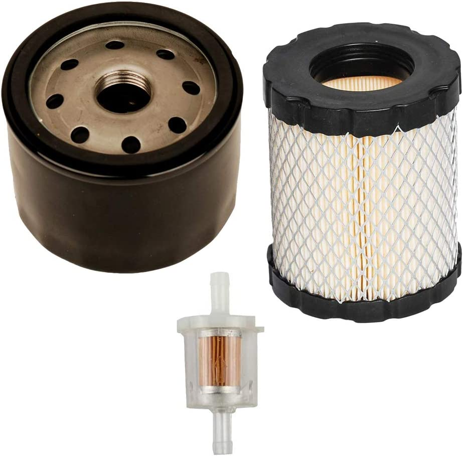 HIFROM Oil Filter for Briggs /& Stratton 492932 492056 492932S 695396 696854 795890 John Deere GY20577 AM125424 Kawasaki 49065-7007
