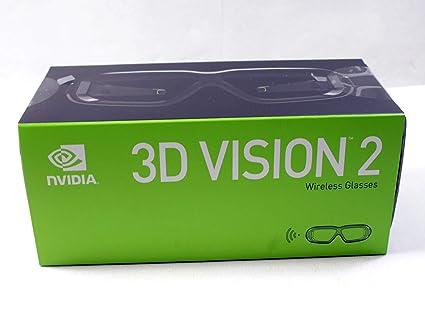 fd683d1bb15d Amazon.com  NVIDIA 942-11431-0007-001 - NVIDIA 3D Vision 2 Wireless ...