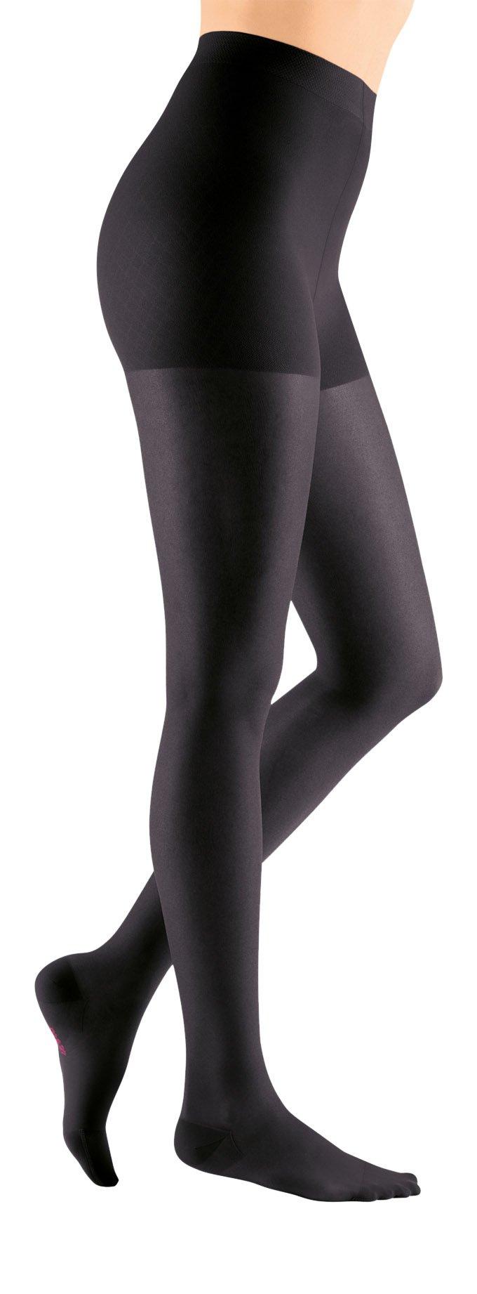mediven sheer & soft, 30-40 mmHg, Maternity Pantyhose, Closed Toe