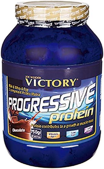 Weider Victory, Progressive Protein, de Chocolate - 750 gr ...