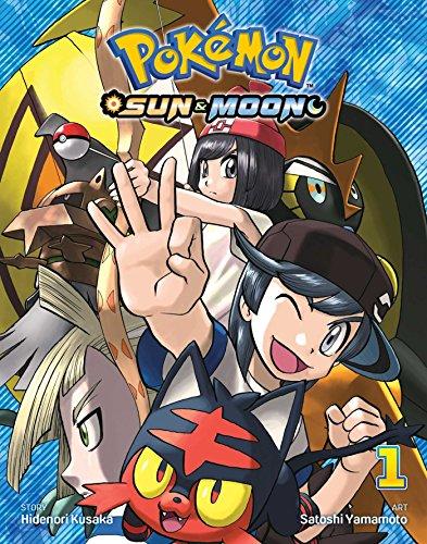Pokémon: Sun & Moon, Vol. 1 (Pokemon)