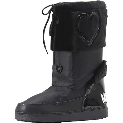 promo code 9a473 0917e Stivali Love Moschino Donna - Nylon (JA24232G04JK200A) 41 EU ...