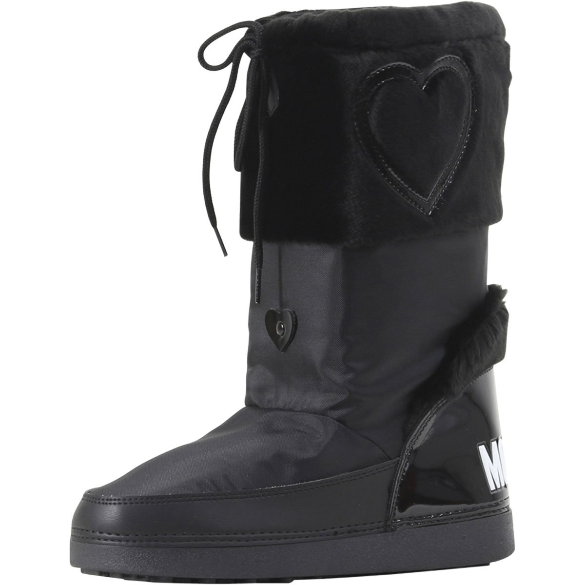 Love Moschino Women's Moon Boots Black 41 M EU