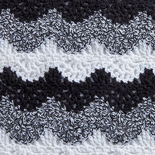 Lace Crochet Afghan - 6