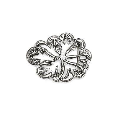 VaModa Boucle de ceinture, modèle 'Allium'