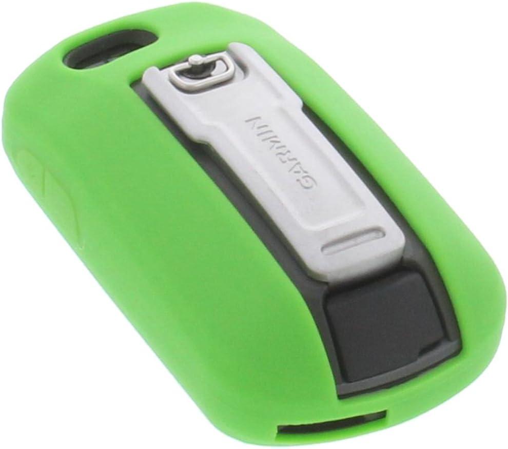 foto-kontor Case for Garmin Oregon 650 Oregon 650t protective bag silicone pocket green