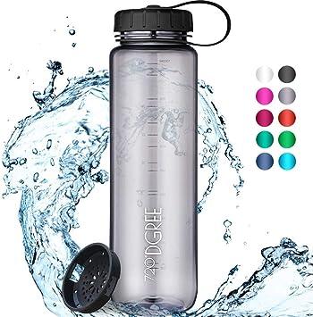 1L Outdoor-Sportarten Trinkwasser Flasche dicht Radfahren Gym Cup Flip