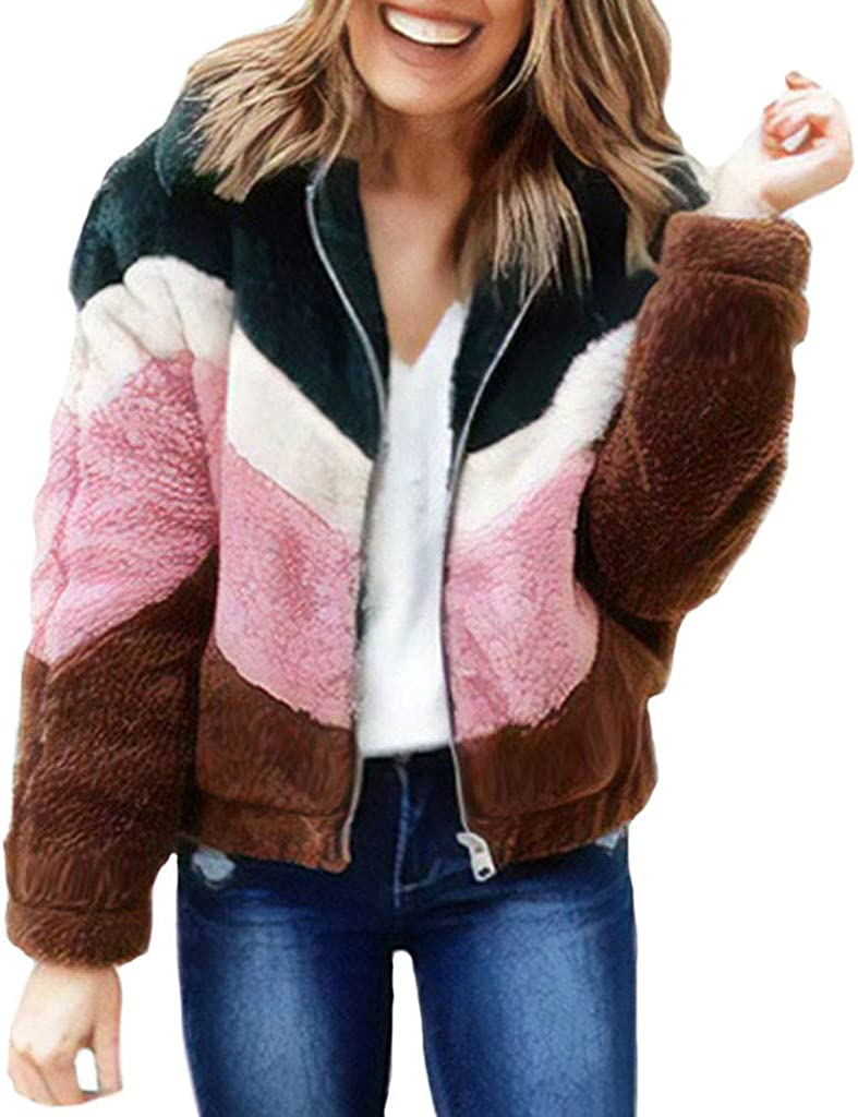 Shusuen Faux Fur Fleece...
