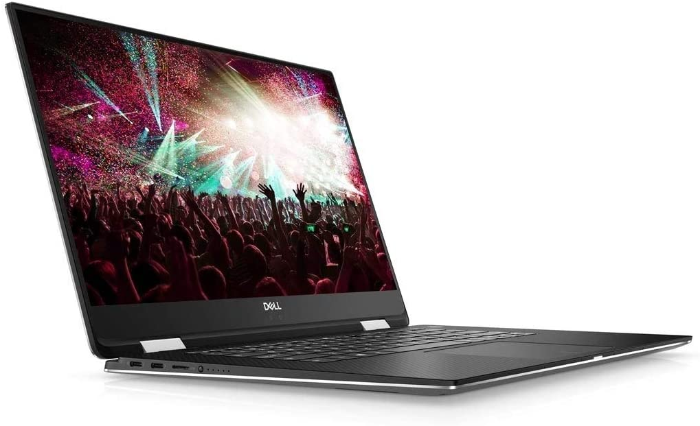 """Dell XPS 15-9575 Intel Core i5-8305G X4 3.8GHz 8GB 256GB SSD 15.6"""", Silver (Certified Refurbished)"""