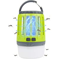 Osaloe Lámpara eléctrica Anti Mosquitos, lámpara de Camping