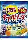カバヤ ダブルソーダキャンディ 140g×10袋