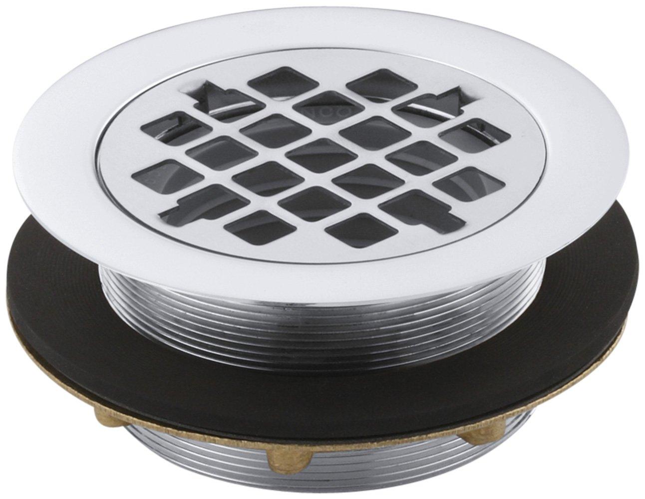 Beautiful KOHLER K 9132 CP Shower Drain, Polished Chrome   Shower Systems   Amazon.com