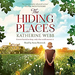 The Hiding Places Audiobook