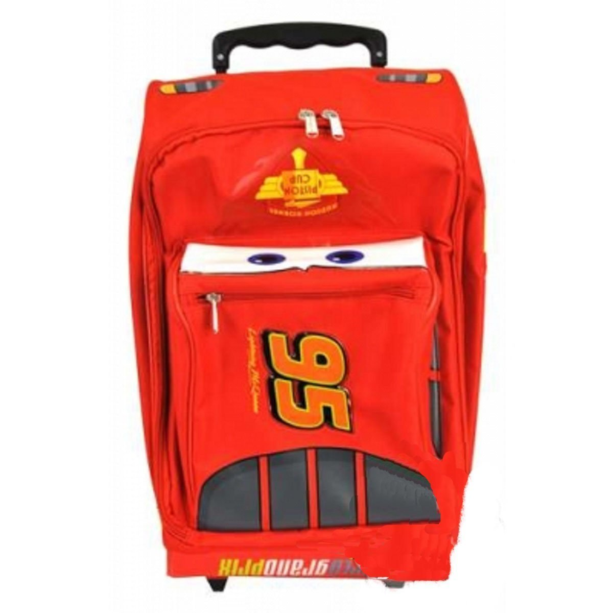 Disney Lightning McQueen Rolling Luggage-Brand New with Tags! by Disney