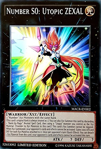 yu gi oh zexal number cards - 7
