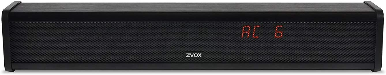 ZVOX AccuVoice AV203 Dialogue Clarifying Sound Bar with Patented Hearing Technology
