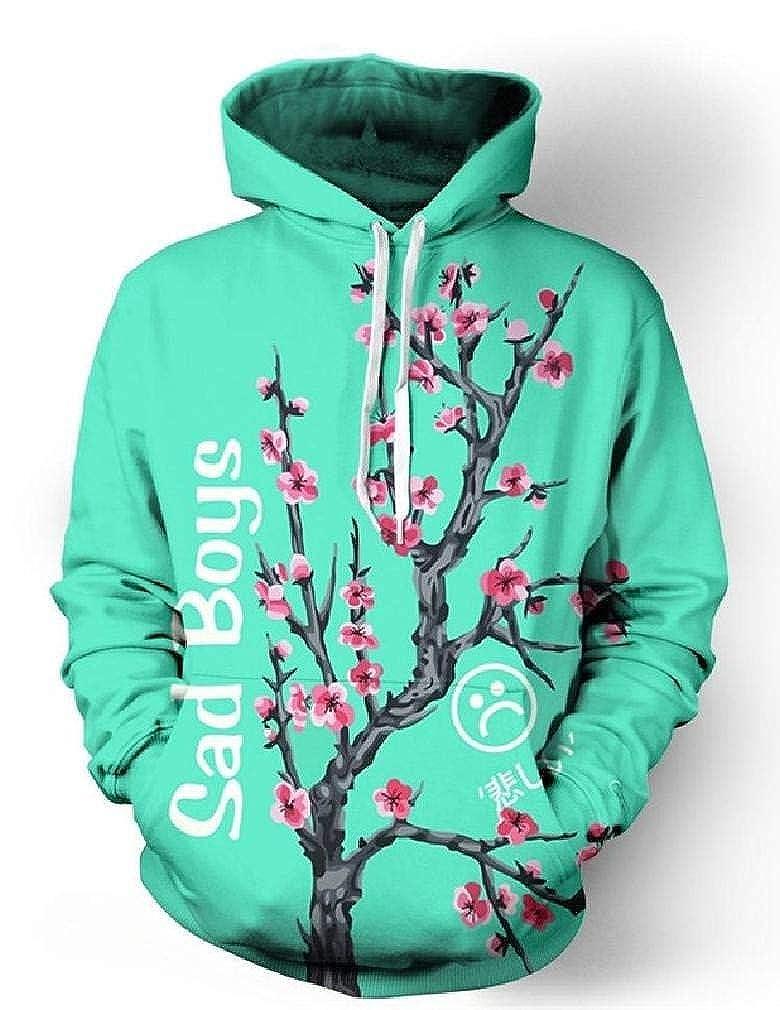 Chiclook Cool Plus Size 3D Jacket Hoodie Animal Owl Hooded