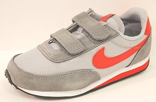 brand new ca702 5ed0a Nike Scarpe Sportive Elite Bambino Bimbo Grigio Grigie Scarpa Grigia Bambini  Art ELITE (TD)