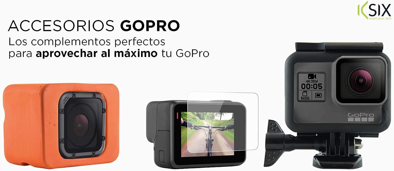 Ksix BXGO01 - Arnés de Pecho para GoPro y cámaras Deportivas ...