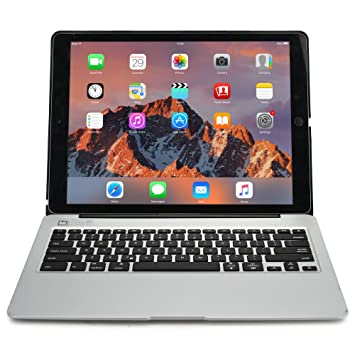 uk availability cd333 760bc iPad Pro 12.9 keyboard case, [NEW] COOPER KAI SKEL A1 Backlit Aluminum  Bluetooth Wireless Keyboard Macbook Clamshell Case Cover with Rechargeable  ...