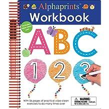 Alphaprints: Wipe Clean Workbook ABC (Wipe Clean Activity Books)