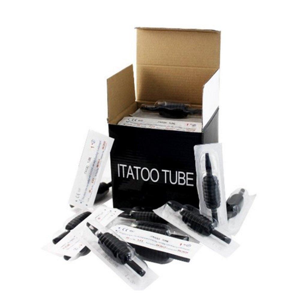 Amazon.com: ITATOO 9rl Tattoo Tubes 20pcs Disposable Tattoo Tubes 1