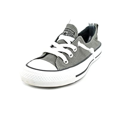 aff861820058 Converse Chuck Taylor All Star Shoreline Slip-on Ox Fashion Sneaker  Charcoal Bla 5 B(M) US  Buy Online at Low Prices in India - Amazon.in