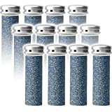 Emjoi Micro-Pedi Refill Rollers (Super Coarse) - Pack of 12