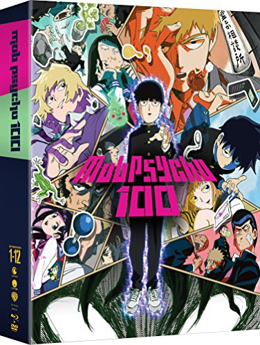 Mob Psycho 100: The Complete Series [Blu-ray]