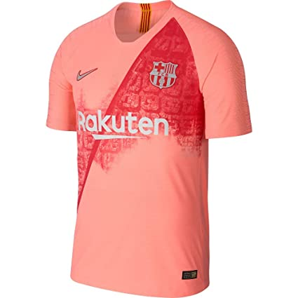 detailed look 62ef9 2b457 Nike 2018-2019 Barcelona Vapor Match Third Football Soccer T-Shirt Jersey