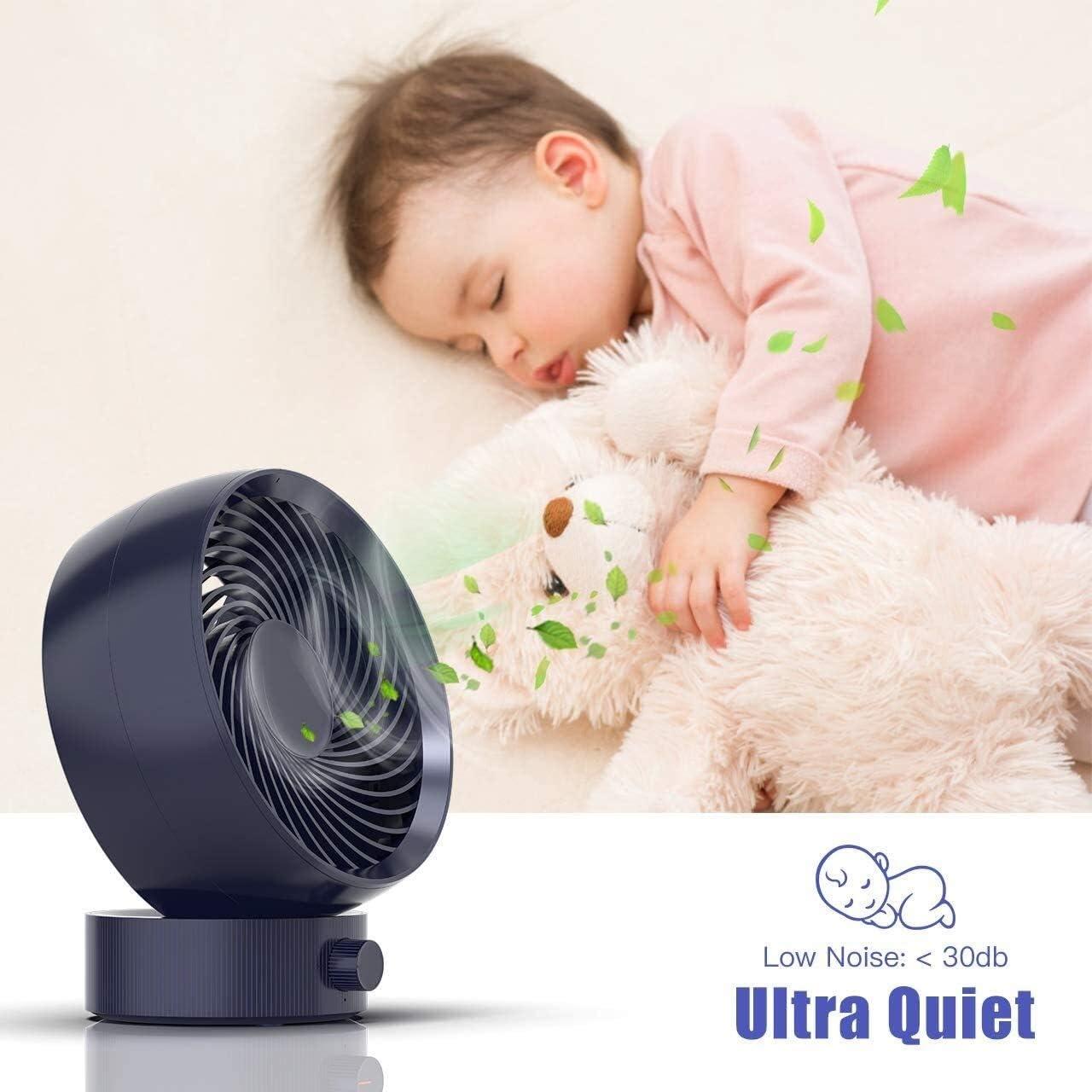 Bedroom. Home Vwcoik USB Fan Mini USB Fan Desk Fan Desk Fan Quiet Home Office andthe Quiet Ideal for Office Travel