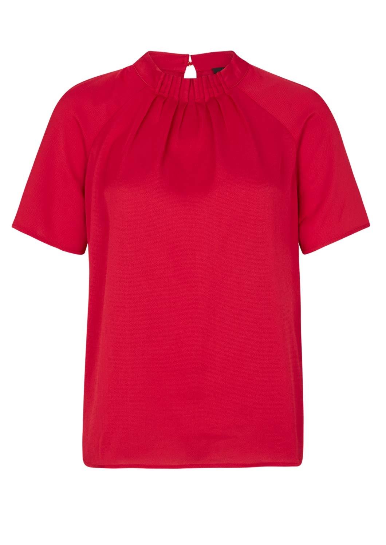 s.Oliver svart etikett dam blus Red (Red Kiss 3132)