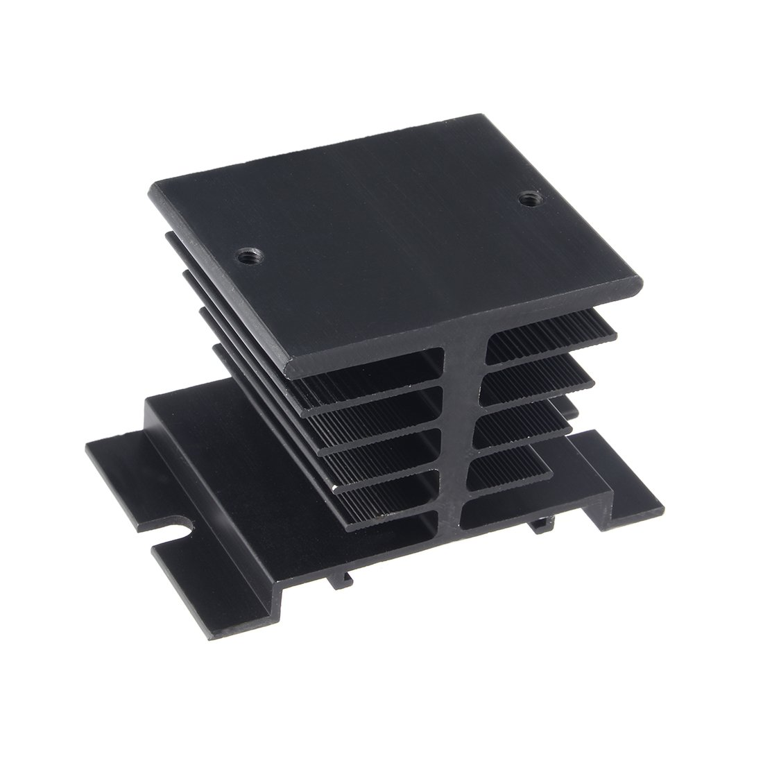 Best Rated In Solid State Relays Helpful Customer Reviews Relay Working Uxcell Aluminum Heat Sink Ssr Dissipation For Single Phase 10a 40a Black