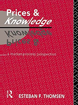 Amazon.com: Prices and Knowledge: A Market-Process