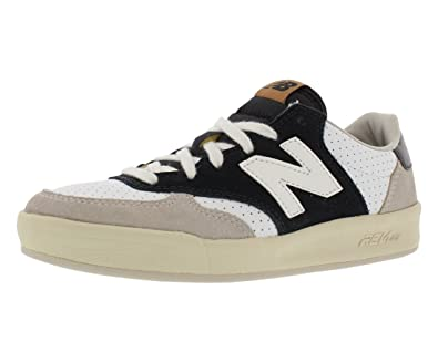 c1eb8b78654a New Balance 300 Ct. Classic Medium Women s Shoes Size 5.5 White Black Grey