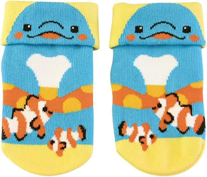 Japanese Designed Cute Animal Baby Socks