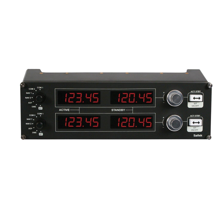 卸し売り購入 Saitek Flight PRO Flight B01HONRBM0 Radio PRO Panel [並行輸入品] B01HONRBM0, 志木市:4d6a9957 --- arbimovel.dominiotemporario.com