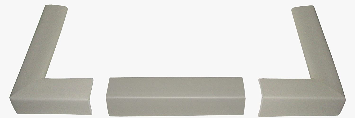 Amazon.com : Kidkusion Fireplace Bumper Pad Taupe : Furniture Edge Safety Bumpers : Baby