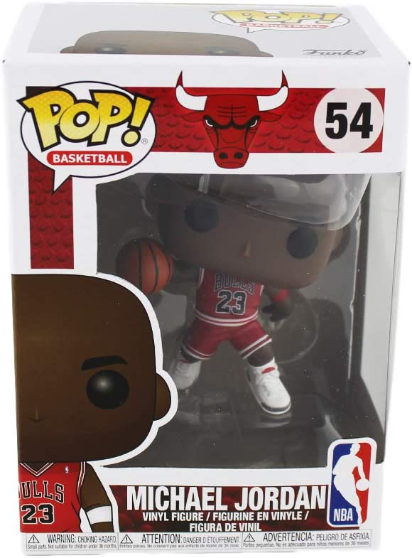 Funko POP Chicago Bulls NBA Michael Jordan #54 IN STOCK