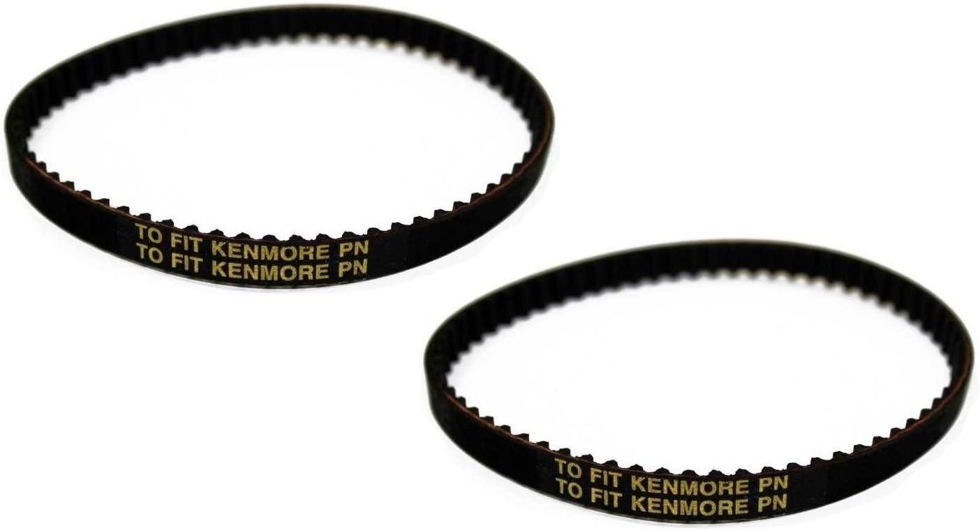 (2) NuTone Central Vacuum Powermate 46-3300-03 Nozzle Belt Geared - NEW