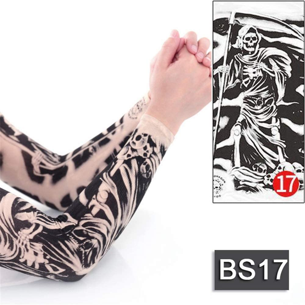 3pcs Temporary Tattoo Sleeves Geisha Dragon Skull Sleeve Tattoo Designs For Men Tattoos Oversleeve Anti Uv Tattoo Sleeve Women 3pcs Amazon Co Uk Kitchen Home,Emily Rhodes Designated Survivor