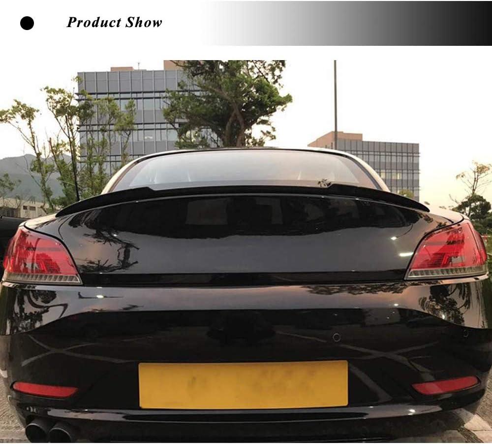 fits BMW Z Series Z4 Convertible 2D 2009-2015 Carbon Fiber Rear Deck Lid CF Highkick Spoiler Wing JC SPORTLINE E89 CF Trunk Lip
