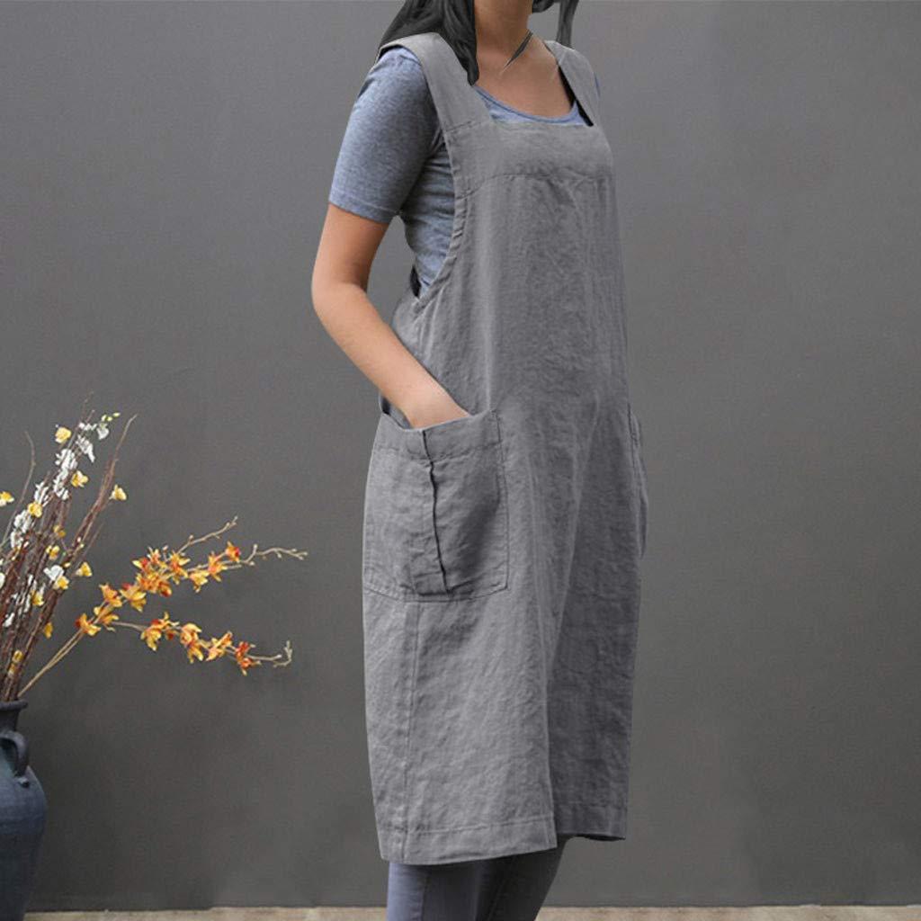 Amazon.com: Lkoezi Vestido de cruz para mujer, estilo ...
