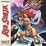 img - for Red Sonja 2017 Wall Calendar book / textbook / text book